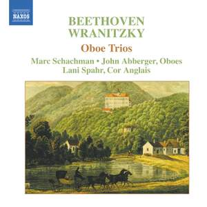 Beethoven & Wranitzky - Oboe Trios Product Image