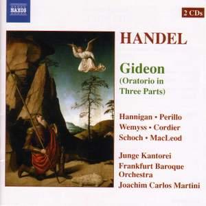 Handel: Gideon Product Image