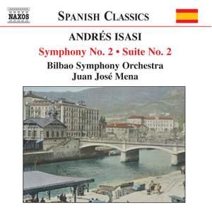 Andrés Isasi: Symphony No. 2