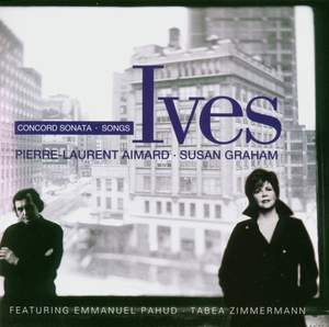 Ives: Piano Sonata & Songs