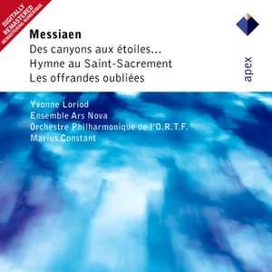 Messiaen: Des Canyons aux Étoiles, etc.