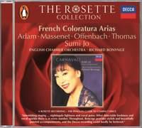 French Coloratura Arias