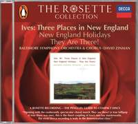 Ives: Orchestral Works