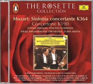 Mozart: Sinfonia Concertante Product Image
