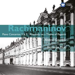 Rachmaninov: Piano Concertos Nos. 2 & 3 and Rhapsody on a Theme of Paganini