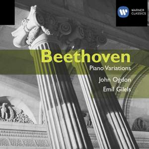 Beethoven - Variations for Piano