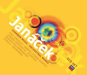 Janácek: Chamber & Orchestral Works