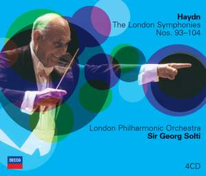Haydn: Symphonies Nos. 93 - 104 (the London Symphonies)