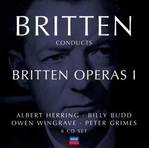Britten Conducts Britten: Opera 1