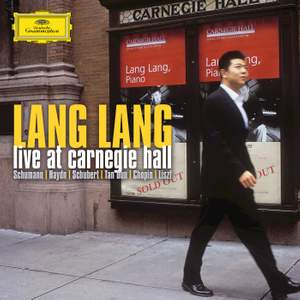 Lang Lang - Live At Carnegie Hall