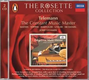 Telemann: Der getreue Music-Meister Product Image