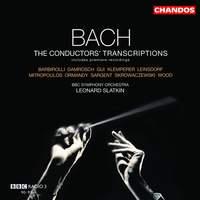 Bach - The Conductors' Transcriptions
