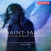 Messe de Requiem and a selection of Partsongs