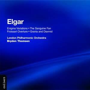 Elgar: Enigma Variations, The Sanguine Fan, Froissart Overture