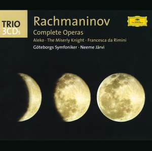 Rachmaninov - Complete Operas
