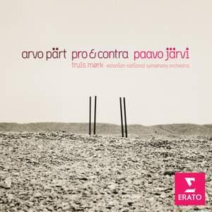 Pärt: Symphony No. 1, etc.