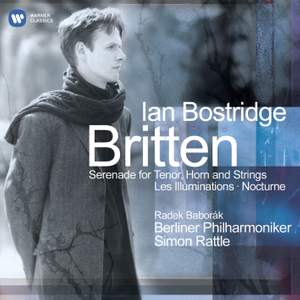 Britten: Serenade, Les Illuminations & Nocturne
