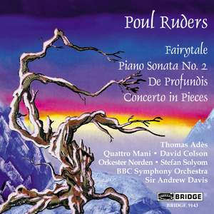 The Music of Poul Ruders, Volume 4