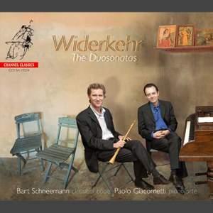 Widerkehr: The Duosonatas
