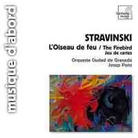 Stravinsky: The Firebird & Jeu de cartes
