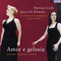 Handel: Amor e gelosia