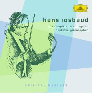 Hans Rosbaud - The Complete Recordings on DG