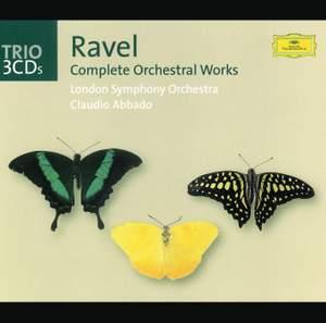 Ravel - Complete Orchestral Works