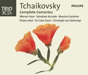 Tchaikovsky - Complete Concertos