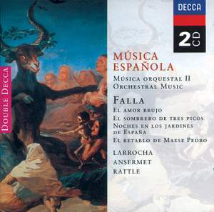 Falla - Spanish Music Volume 2