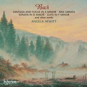 J.S Bach: Fantasia, Aria & other works