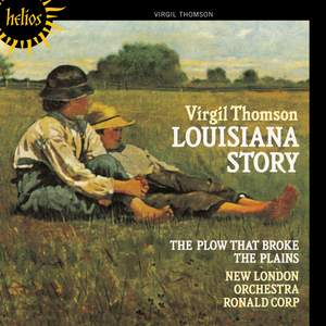 Virgil Thomson - Louisiana Story and other film music Product Image