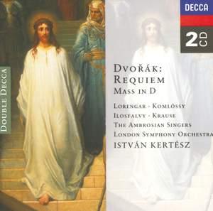 Dvorak: Requiem & Mass in D