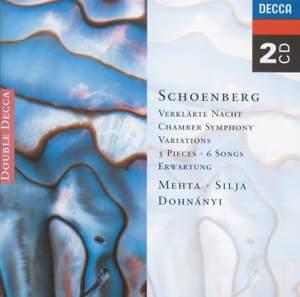 Schoenberg: Verklärte Nacht, Op. 4, etc.