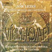 Jon Leifs - Works for Voices and Orchestra