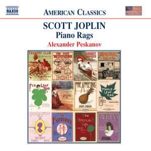 American Classics - Joplin Piano Rags Volume 1 Product Image