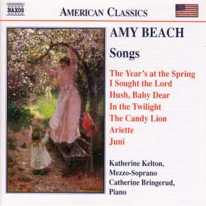 American Classics - Amy Beach Songs