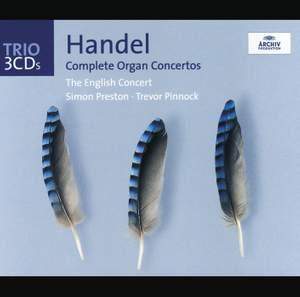 Handel - Complete Organ Concertos