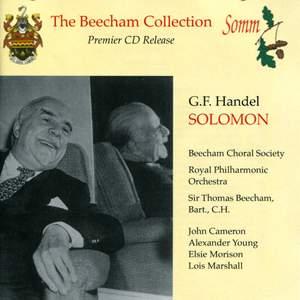 The Beecham Collection - Handel