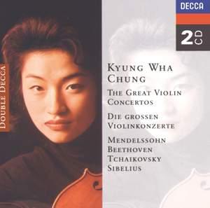 Violin Concertos Product Image
