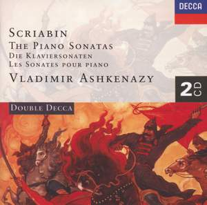Scriabin: The Piano Sonatas Product Image