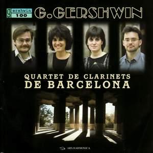 George Gershwin - Songs arranged for clarinet quartet
