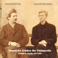David Popper - Complete Etudes for Cello