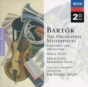 Bela Bartók: The Orchestral Masterpieces