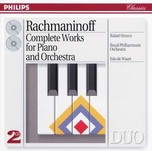 Rachmaninov - Complete Works for Piano and Orchestra