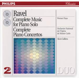 Ravel: Complete Music for Piano Solo & Complete Piano Concertos