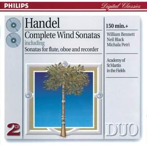 Handel - Complete Wind Sonatas