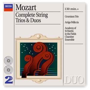 Mozart - Complete String Trios & Duos