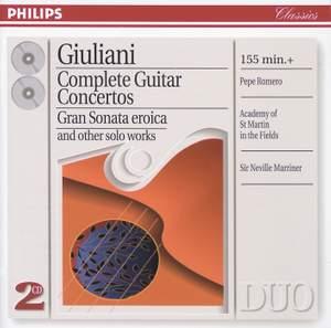Mauro Giuliani - Complete Guitar Concertos