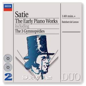 Erik Satie - Early Piano Works