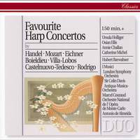 Favourite Harp Concertos